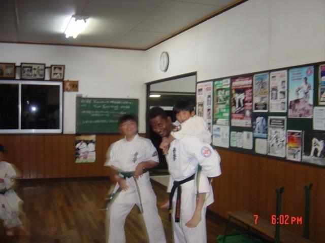 Issesaki dojo-2003