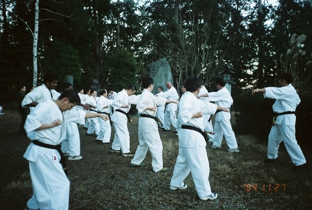 Mt.Mitsumine 2005