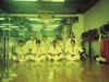 Training at Kyokushinkaikan Josai-Kokubunji Dojo, 1995-1997