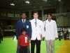 Kancho Royama and Sensei\'s family 2004