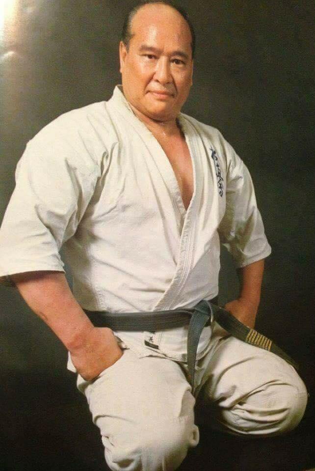 Sosai Masutatsu Oyama,Founder of Kyokushinkaikan